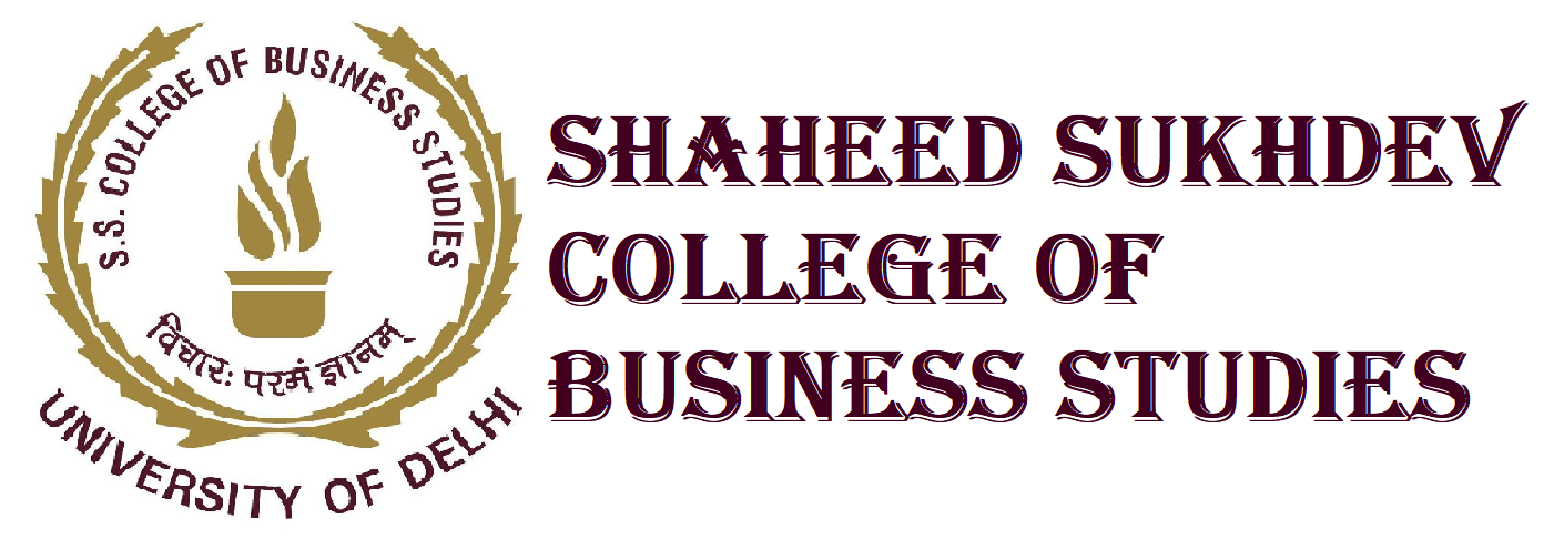 SHAHEED SUKHDEV COLLEGE OF BUSINESS STUDIES