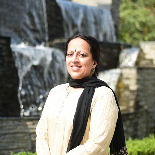 Dr. (Ms.) Preeti Rajpal Singh, Ph.D.
