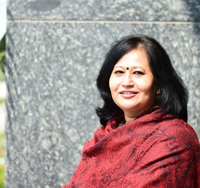 Dr. (Ms.) Anuja Mathur, Ph.D.