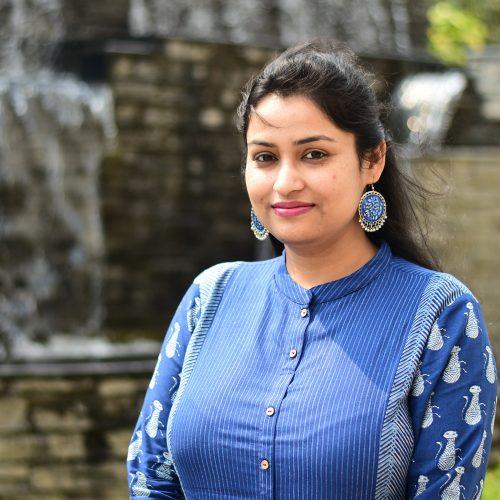 Dr. (Ms.) Nidhi Kesari, Ph.D.