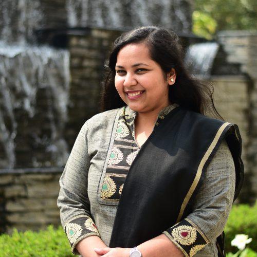 Dr. (Ms.) Anusha Goel, Ph.D.