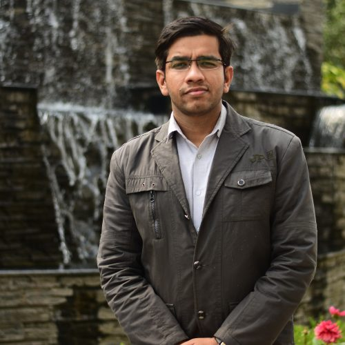Mr. Abhimanyu Verma, MBA