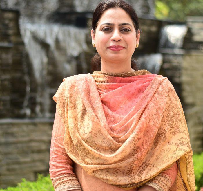 Dr. (Ms.) Amrina Kausar, Ph.D.
