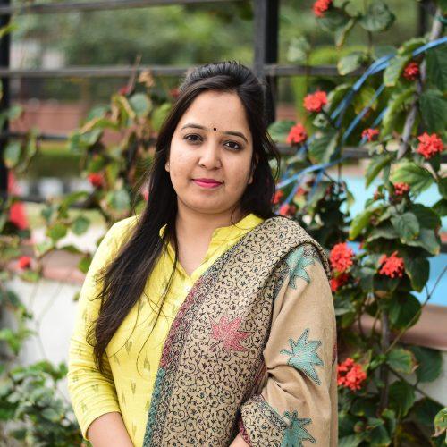 Dr. (Ms.) Pratibha Maurya, Ph.D.