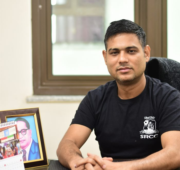 Dr. (Mr.) Narander Kumar Nigam, Ph.D.