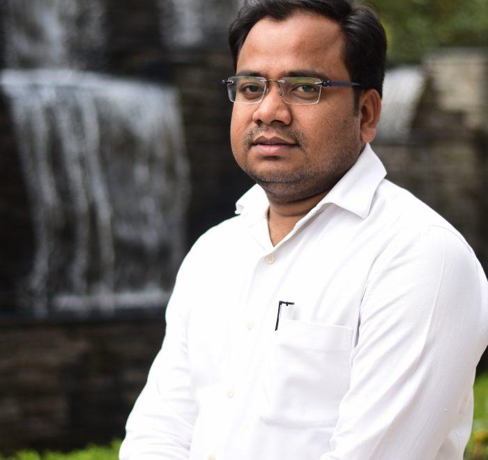 Mr. Md Rashid Shamim, MBA