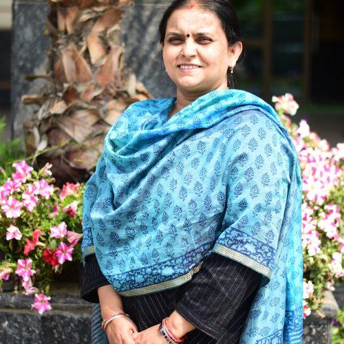 Ms. Shalini Prakash, M.Phil.