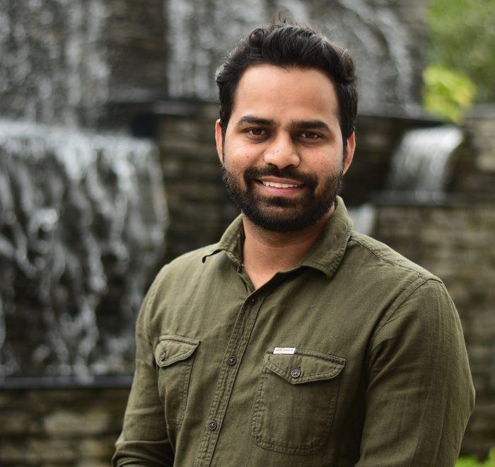 Mr. Ravi Yadav, M.Com.
