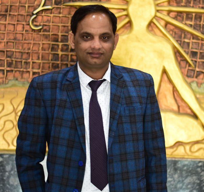 Mr. Neeraj Sehrawat, MBA