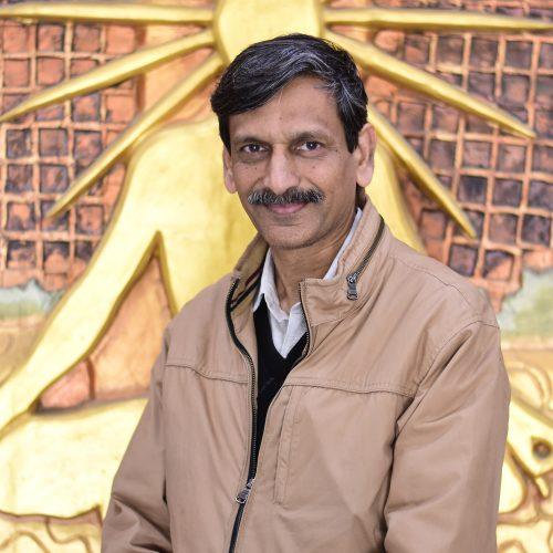 Dr. (Mr.) Sanjay Kumar Goyal, Ph.D.