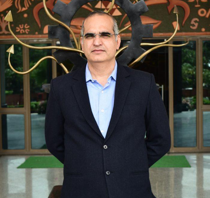 Dr. (Mr.) Ajay Jaiswal, Ph.D.