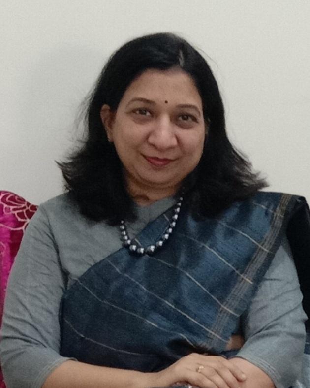 Dr. (Ms.) Anamika Gupta, Ph.D.