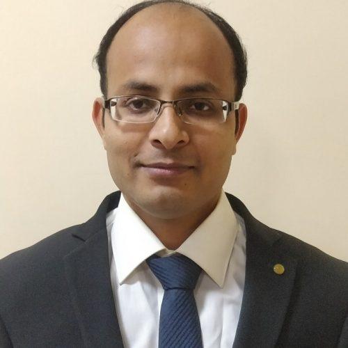 Mr. Amit Kumar, M.Com.